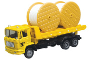 Construction Service Series Richmond Toys Die-cast Cable Truck with Moving Parts