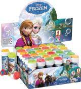 12 x Disney Frozen Bubbles - Bubble Tubs - Party Bag Toys - Frozen Parties