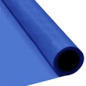 Royal Blue Paper Banquet Roll 8M X 1.2M