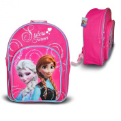 Disney Frozen Forever Sisters Glitter Backpack Official Licenced