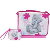 Me to You Courier Bag and Purse - Pink