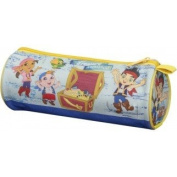 Jake and the Neverland Pirates Barrel Pencil Case