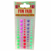 Trimcraft Helz Fun Fair Adhesive Enamel Dots