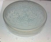Flexible Soap or Resin Orgone Mould Sacred Geometry Celtic Design
