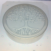 Flexible Soap or Resin Orgone Mould Sacred Geometry Tree of Life
