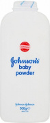 Johnson's Baby Powder (500g)