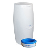 Angelcare Nappy Disposal System White