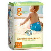 gNappies gRefils Biodegradable Medium/Large