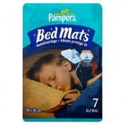 Pampers Bed Mats (7)