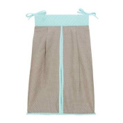 Cocoa Mint Nappy Stacker
