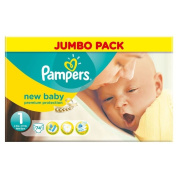 Pampers New Baby Size 1 Newborn 2-5kg
