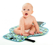 On-the-go Changing Pad - Blue