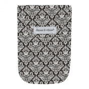 Diapees & Wipees Nappy Pouch with Wipes Case - Chic Damask