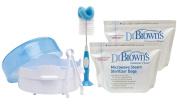 Dr. Brown's Deluxe Microwave Steriliser Set