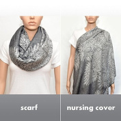 Nursing Infinity Scarf
