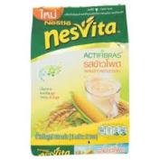 Nestle Nesvita Actifibras- Instant Cereal Nesvita Corn with Puffed Rice Formula (25g. X 4 Sachets) - 100g.