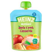 Heinz Apple & Pork Casserole 7mth+
