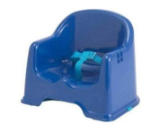 Strata Little Star Blue Baby Booster Seat