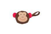 J.L. Childress Pacifier Pal Pacifier Pocket, Monkey