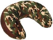 Camouflage Minky Nursing Pillow