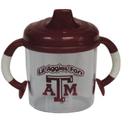 Officially Licenced NCAA Texas A And M Aggies College Colours Infant/Baby No Spill Mug