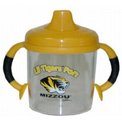 Officially Licenced NCAA Missouri Tigers College Colours Infant/Baby No Spill Mug