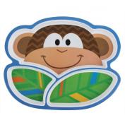 Stephen Joseph Melamine Tray, Monkey
