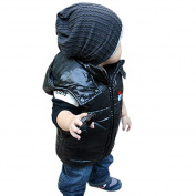 Goyestore Fashion Cute boy girl Trendy Baby Toddler child Hat Knit Beanie Warm Winter cap FBA