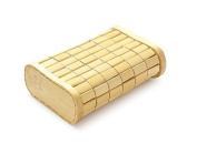 Bamboo Block Style Bed Pillow From Japan