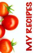 My Recipes - Blank Cookbook