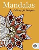 Mandalas: Coloring for Everyone