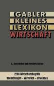 Gabler Kleines Lexikon Wirtschaft [GER]