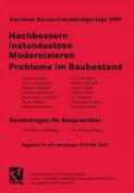 Aachener Bausachverstandigentage 2001
