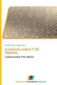 Lecturas Sobre T.W. Adorno [Spanish]
