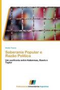Soberania Popular E Razao Politica [Spanish]