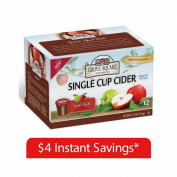 Grove Square Spiced Apple Cider, Single Serve