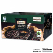 Daily Chef Medium Roast Decaffeinated Coffee, Single Serve