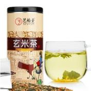 Premium Brown Rice Green Tea Genmaicha Sencha with the Rice
