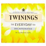 Twinings Everyday Decaffeinated Tea Bags
