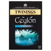 Twinings Ceylon Tea Bags (50)