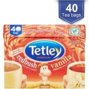 Tetley Redbush Vanilla Tea