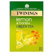 Twinings Green Tea with Lemon & Honey