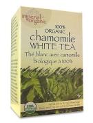 100% Organic Chamomile White Tea -18 bags Brand