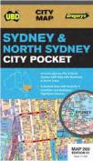 Sydney & North Sydney Pocket City Map 260 21st ed