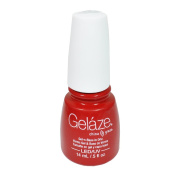 China Glaze Gelaze 81636 Salsa