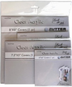 Bind It All - Zutter - Clear Acrylic Covers - 6x6