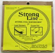 Morton Strongline Copper Restrip Reinforcement for Stained Glass