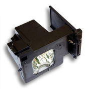 LAMPOLLO TY-LA2006 Replacement Lamp with Housing for Panasonic TVs