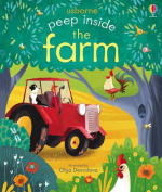 Peep Inside the Farm (Peep Inside) [Board book]