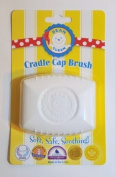 Bean-b-clean Baby Scalp Massaging Brush for Cradle Cap Pack of 2